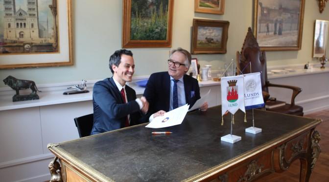 Nytt avtal mellan kommunen och Lunds universitet
